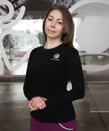 Оксана Верхотурова
