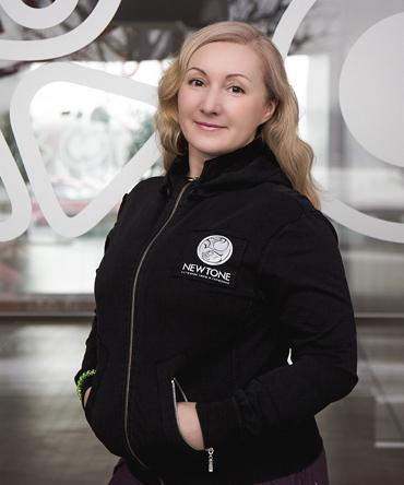 Татьяна Лашманова